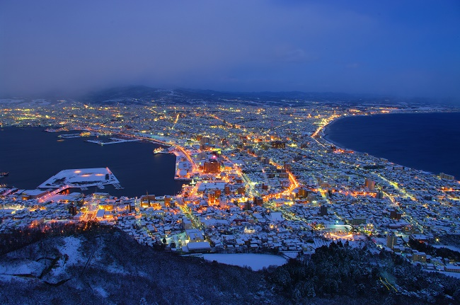 the_night_view_from_mt_hakodate