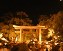 明治神宮初詣