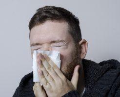 鼻のかみすぎ