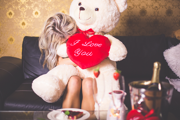 happy-girl-with-teddy-bear-happy-valentines-day-picjumbo-com