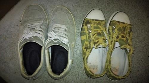 靴 洗い方 臭い