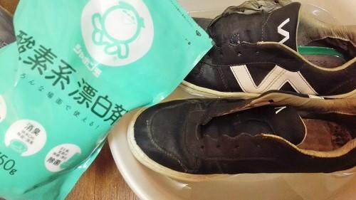靴 臭い 洗い方