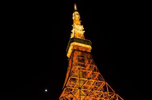 東京タワー 七夕 イルミネーション