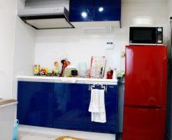 一人暮らし キッチン 冷蔵庫が置けない